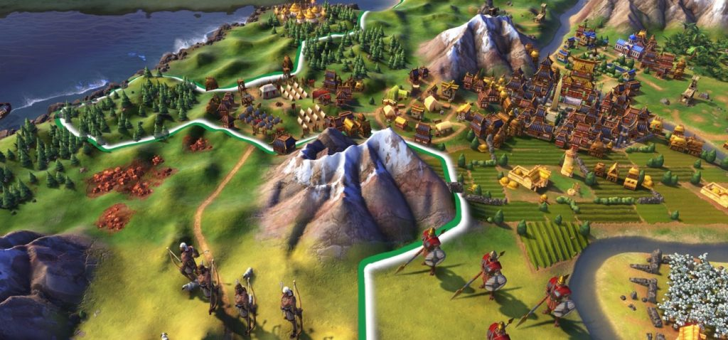 civilization mac game